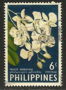 Philippines 1962 Scott# 851 Used