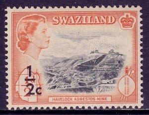Swaziland - Scott #67 - MNH - Gum bump - SCV $3.50