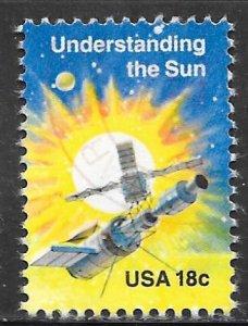 USA 1915: 18c Skylab, used, VF