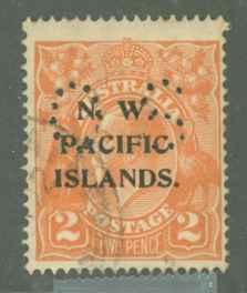 North West Pacific IslandsSG #O18 Used F-VF