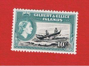 Gilbert & Ellice Islands #72  MVF-XFLH OG   Free S/H