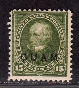 $US/Guam Sc#10 M/NH/F, Cv. $300