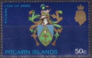 Pitcairn Islands #129  MNH  CV $3.00 (Z6127)