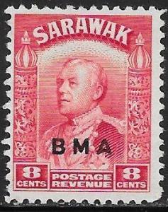 Sarawak 141 Unused/Hinged - Charles Vyner Brooke