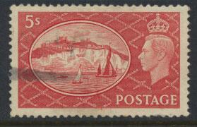 GB George VI  SG 510 Used