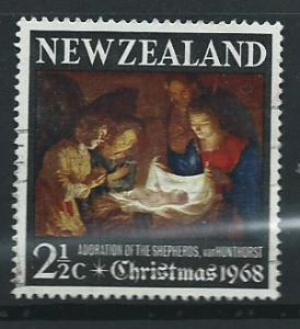New Zealand SG 892 Very Fine Used