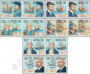 Seafarers -PAIR- (MNH)