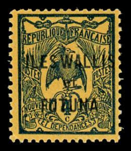 Wallis and Futuna Islands 3 Mint (NH)