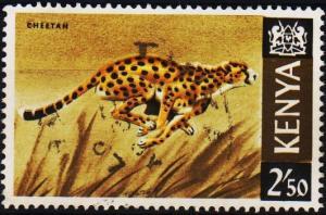 Kenya. 1966 2s50 S.G.32 Fine Used