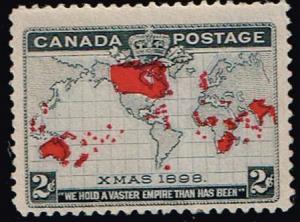 Canada # 85 U