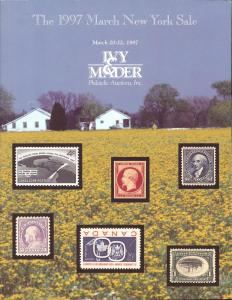 Ivy & Mader: Sale #   -  The 1997 March New York Sale, Iv...