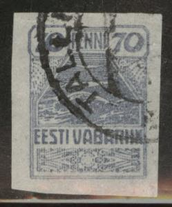 Estonia Scott 33 used from 1919-1920 set