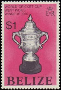 1976 Belize #381-382, Complete Set(2), Never Hinged