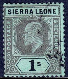 Sierra Leone - Scott #99 - Used - SCV $5.75