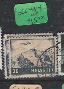 SWITZERLAND   (P1807BB)    SC C 43-4  VFU