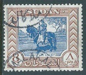 Sudan, Sc #111, 8pi Used