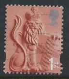 GB Regional England 1st Class SG EN2 SC#2 Used  Type I   see details