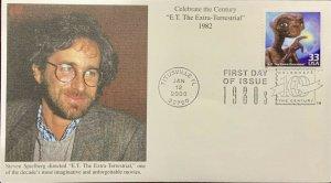 Mystic 3190 Celebrate the Century 1980 E. T. Extra Terrestrial Steven Spielberg
