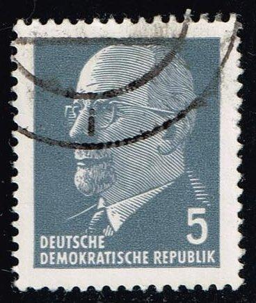 Germany DDR #582 Chairman Walter Ulbricht; used (0.25)