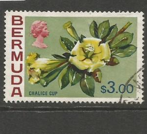 Bermuda SG 265a VFU (10cgx)