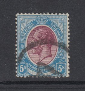 South Africa, Scott 14a (SG 15a), used