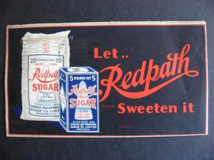 CANADA 1934 Redpath Sugar Montreal advertising cover, check it out!