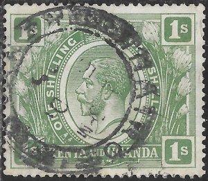KUT 29 Used - George V
