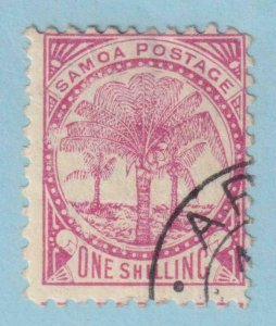 SAMOA 18f  USED - NO FAULTS VERY FINE!