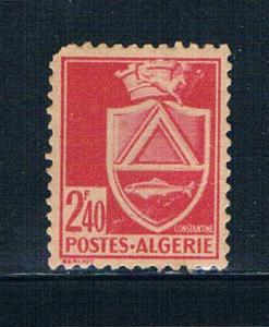 Algeria 143 MNH Oran COA 1942 (A0321)