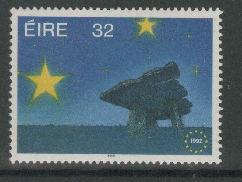 IRELAND SG856 1992 SINGLE EUROPEAN MARKET MNH
