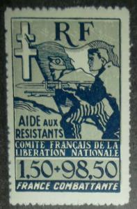 1943 French Colonies Scott #B1 1.50+98.50,MNH