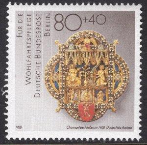 GERMANY SCOTT 9NB264