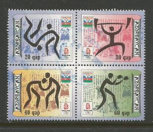 Azerbaijan   #872  Used  (2008)  c.v. $6.50