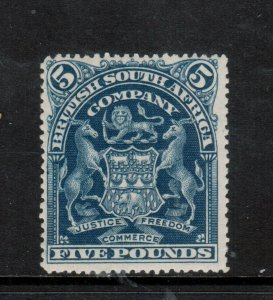 Rhodesia #74 (SG #92) Very Fine Never Hinged - Signed Dienna