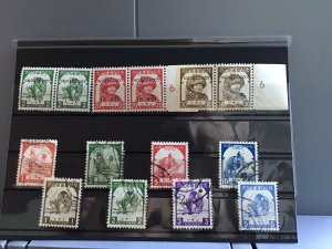 Japanese Occupation of Burma mint never hinged and used stamps   R25008