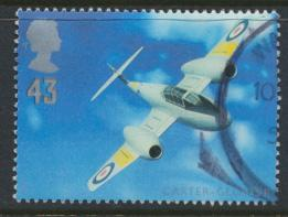 GB SG 1987 SC# 1761  British aircraft designers  Used   see details