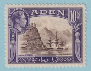 ADEN 27a MINT NEVER HINGED OG * NO FAULTS EXTRA FINE!