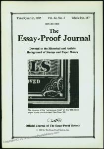 Essay-Proof Journal No167 US Newspaper Grenada 44697