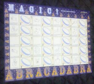 Great Britain Sc 2273d 2005 Magic Tricks Smilers Sheet NH