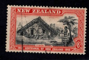 New Zealand Scott 239 Used Maori Council stamp
