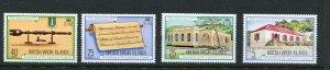 Virgin Island MNH 301-4 25th Anniversary Legislative Council