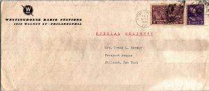 Westinghouse Radio Philadelphia > Philmont NY 1941 Special Delivery