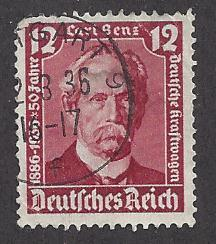 Germany Scott # 471   Used
