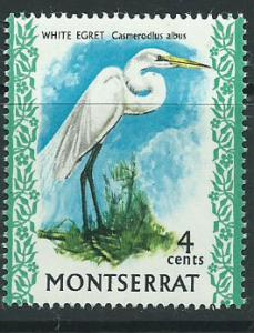 Montserrat SG 245 Mint Very Light Hinge