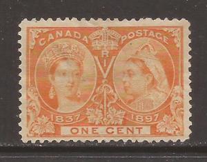 Canada scott #51 used stock #N4545