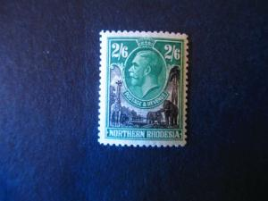 Northern Rhodesia #12 Mint Hinged- (BZ9) WDWPhilatelic!