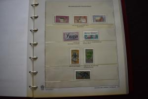 GERMANY COLLECTION 1978 YEAR SET  MNH
