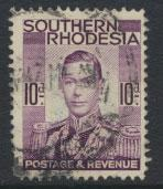 Southern Rhodesia SG 47  SC# 49  Used see scan and details
