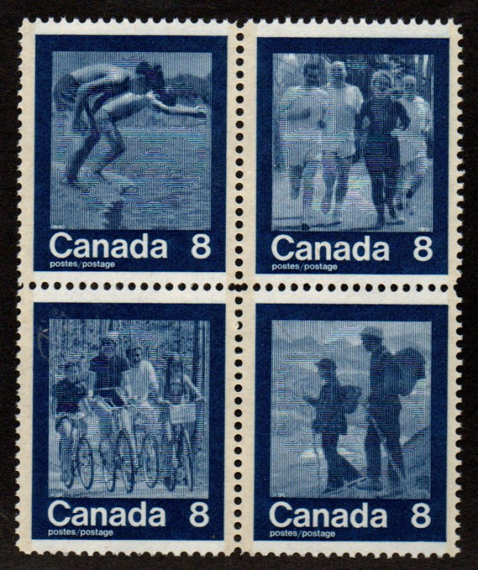 Canada - Scott # 632a VF Mint Never Hinged