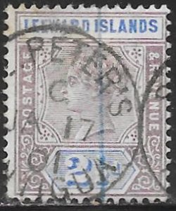 Leeward Islands 3 Used - Victoria - SON